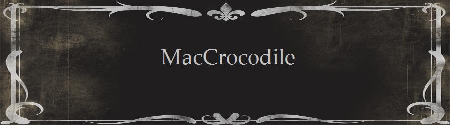 MacCrocodile